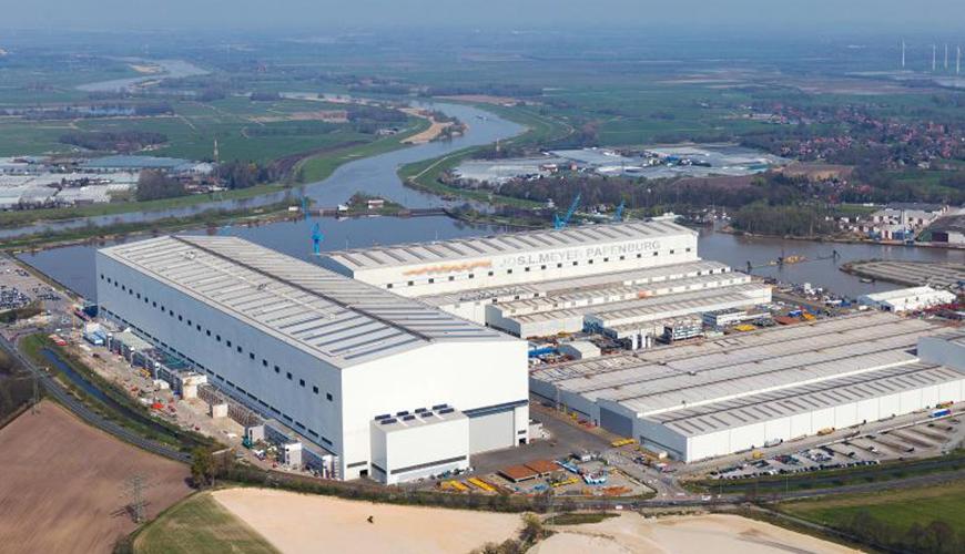 Meyer Werft Schließt